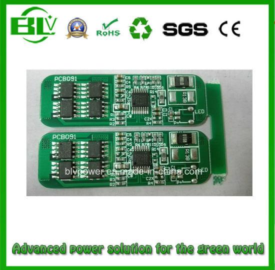 china high quality 3s12v li ion battery pcba pcb for kits bike light