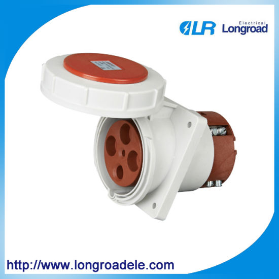 High Quality Industrial Socket/Plug IP67 4p 125A pictures & photos