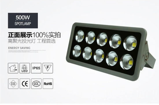 Hot Sale 100W White LED Spotlamp/LED Plaza Light/Lawn Light/Square Light/Warehouse Light/Hotel Light/Park Light/Garden Light LED Flood Light pictures & photos