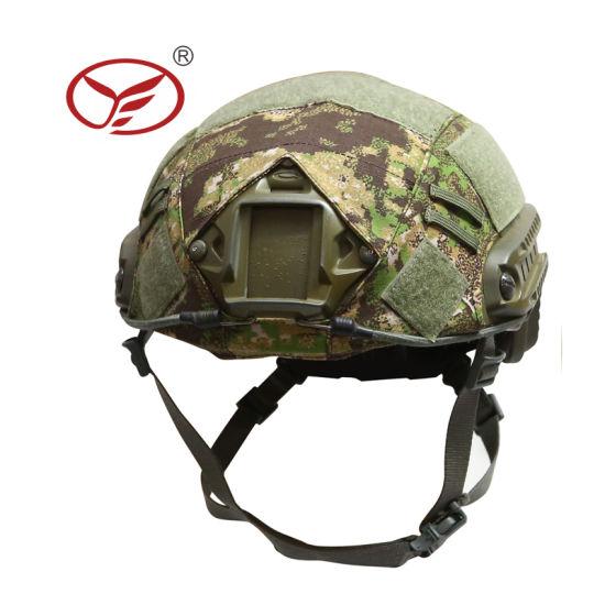 Fast Aramid Nij Iiia Bulletproof Helmet Military Ballistic Helmet