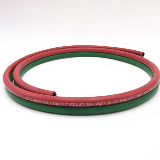 5/16 Inch PVC Rubber Oxygen & Acetylene Twin Welding Gas Hose