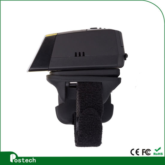 Warehousing Professional Ring Type 2D Wireless Barcode Scanner Android Barcode Scanner Fs02 pictures & photos