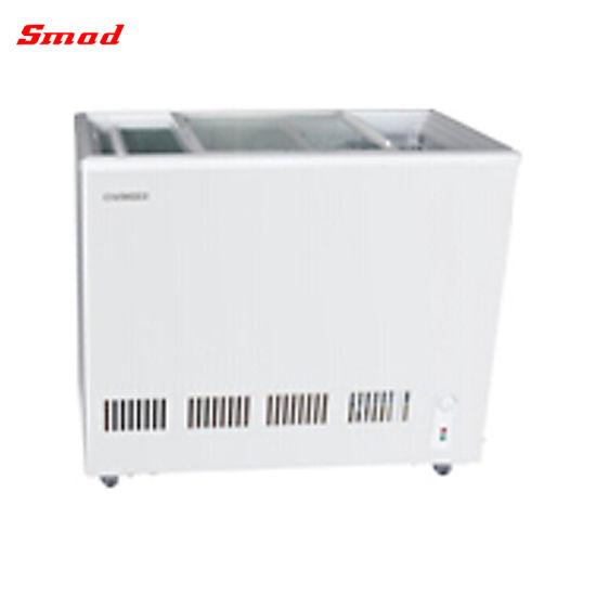 150L/200L Glass Door Chest Freezer