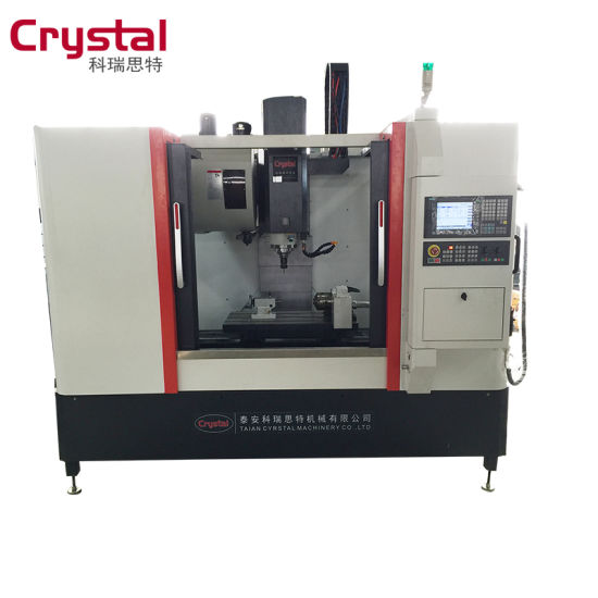 Bt40 Milling Machines CNC Machining Center Price pictures & photos