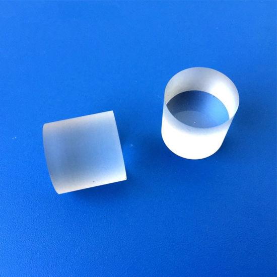 Factory Custom Optical Glass K9 Bk7 Rod Cylindrical Lens