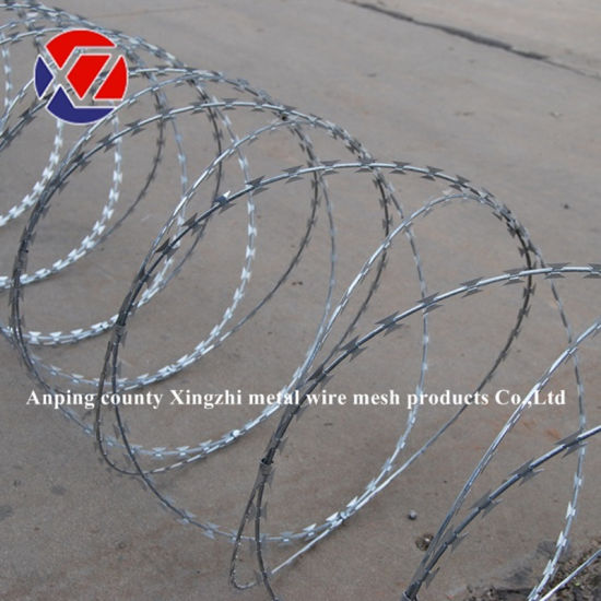China Suppliers Factory Price Razor Barbed Wire