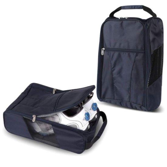 Golf Shoe Bag >> High Quality Golf Shoes Bag Zipped Sports Bag Shoe Bag