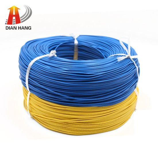 Factory Direct UL1672 20 AWG PVC Double-Layer Insulated Tinned Copper Environmental Protection Electronic Wire Copper Tinned Wire