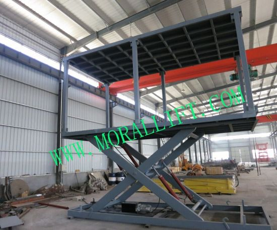 Underground Parking Car Lift for Sale pictures & photos