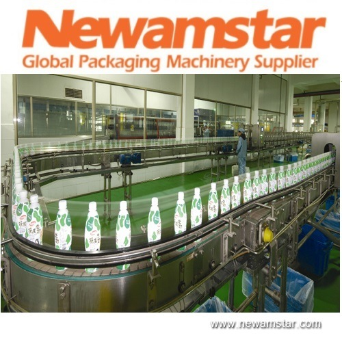 Pet Bottled Dairy Filling Packing Machine pictures & photos