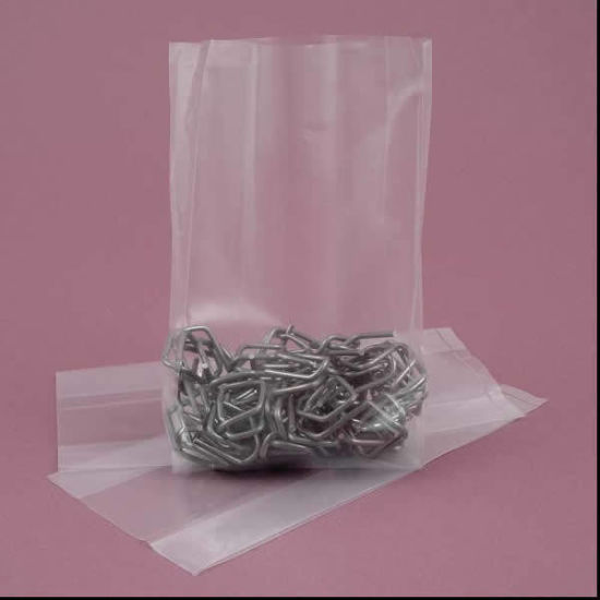 LDPE Transparent Plain Plastic Poly Bag pictures & photos