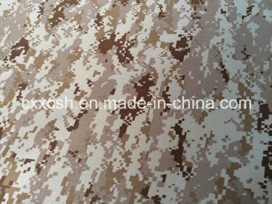 Desert Digital Camouflage Fabric