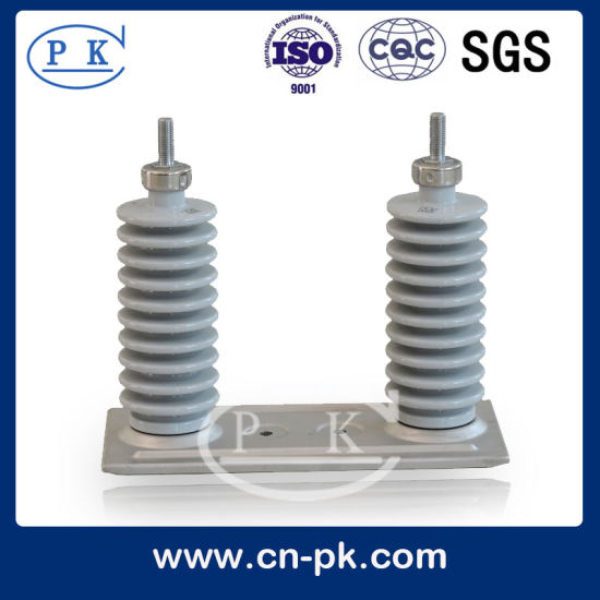 Electrical Insulator for Single Phase High Voltage Capacitors