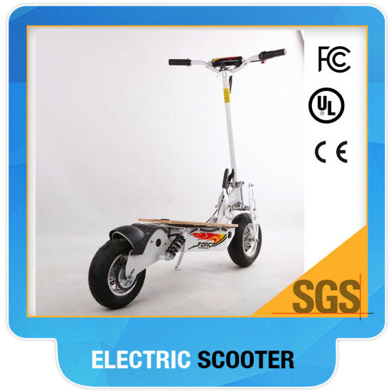 Electric Scooter China Supplier 350W/500W/800W1000W/1300W/1600W