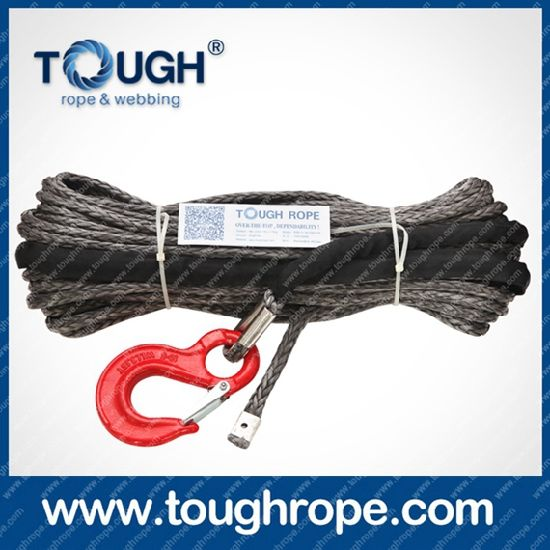 Dyneema Winch Rope, Make Your ATV Winch Much Stronger pictures & photos
