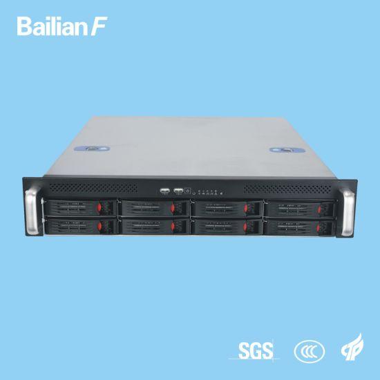 Bianlian F Brand Chinese Manufacturer Gigabit Network Interface*2 Rack Server