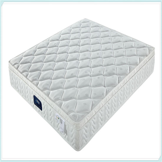 Memory Foam Bonnel Spring Mattress-S24 pictures & photos