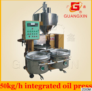 Mini Multi-Function Integrated Oil Expeller with Three Fuctions in One Yzyx70zwy pictures & photos
