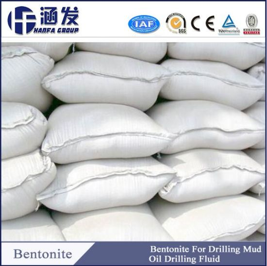 Bentonite for Drilling Mud and Civil Engineering pictures & photos