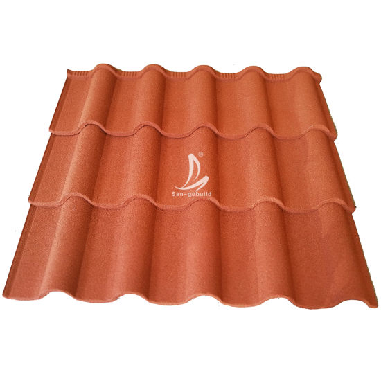 China Sound Proof Long Span Roof Price Philippines 0 45mm Stone Coated Roofing Tiles Iron Sheet China Roofing Sheet Galvanized Corrugated 0 5 Mm Thick Aluminum Zinc Roofing Sheet