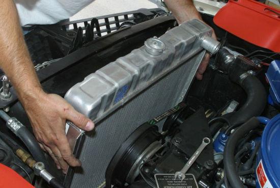 China All Aluminum Auto Radiator For Japan Korea America Euro Cars