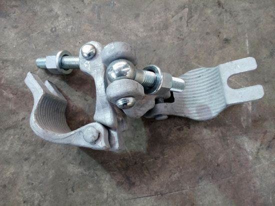 "2"" X 2"" Fixed Right Angle Scaffold Clamp (FF-0012) pictures & photos"