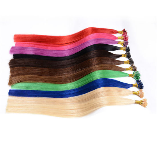 Italy Keratin Tip Remy Hair Extension