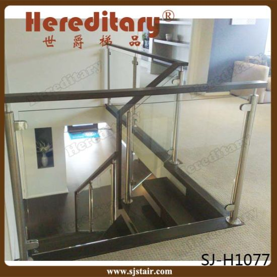 Indoor Stainless Steel Stair Railings (SJ-H1067) pictures & photos