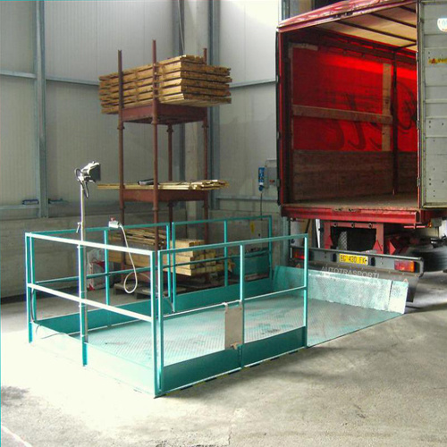 China Scissor Type Portable Hydraulic Used Car Lifts for Sale