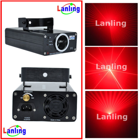 (102R) 100mw 650nm Red Show Laser Light