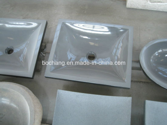 Granite Marble Natural Stone Wash Basin & Sink pictures & photos