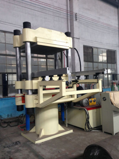 Hydraulic Rubber Machinery Vulcanizing Press Machine pictures & photos
