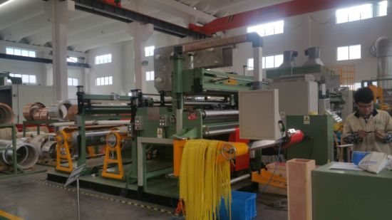 Foil Winding Machine for Transformers pictures & photos