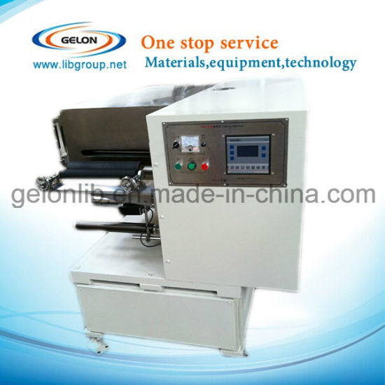 Small Coating Machine for Lithium Ion Battery Making Machine, Lithium Ion Battery Machines (DYG-135)