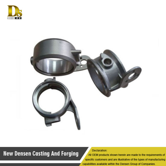 Handrail Fitting Casting Stainless Steel 316 Parts with Good Quality pictures & photos