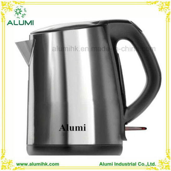 1.2L 304 Stainless Steel Electric Cordless Kettle for Hotel Room
