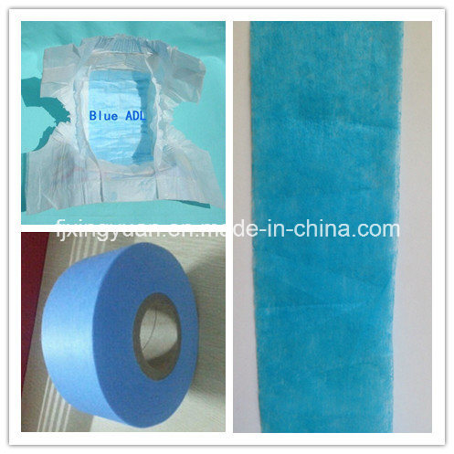 Adl Acquisition Distribution Layer Nonwoven Fabric for Diapers
