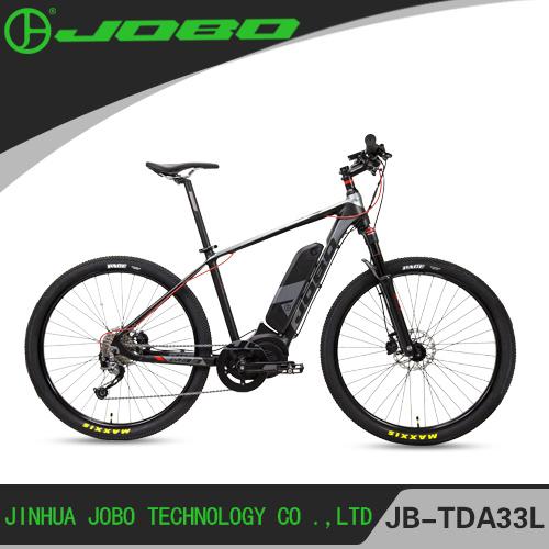 Jobo Electric Mountain Bike off Road with Ultra System 1000W Jb-Tda33L