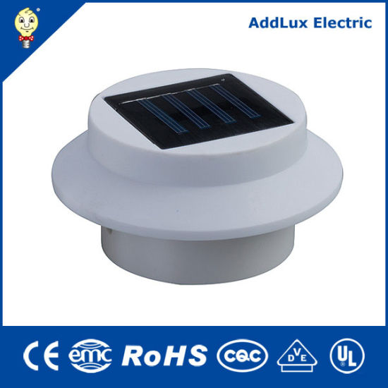 UL Ce Saso 2W SMD Portable Solar Powered LED Garden Light Made in China for Outdoor, Street, Park, Emergency, Exterior Lighting From Best Distributor Factory