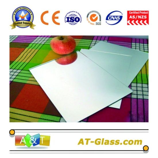 1.8mm-8mm Aluminum Mirror Used for Building Decoration etc