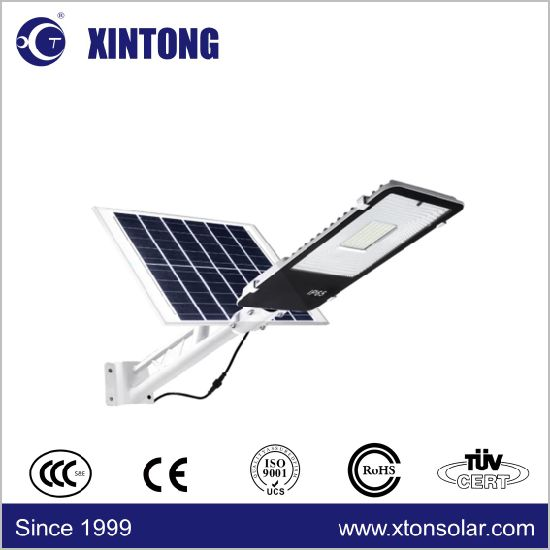LED Solar Lamp Street Manufacturer Bracket Mounting CrxBeod