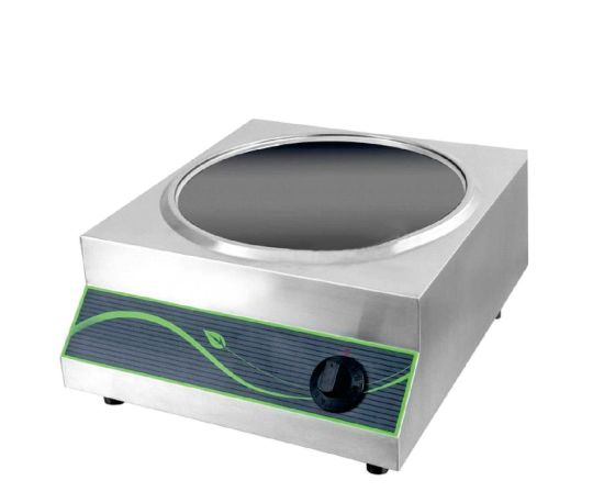 Commercial Table Induction Stir-Frying Stove (5.0kW) Induction Cooker