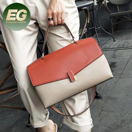 Genuine Leather Tote Bag Emg5951