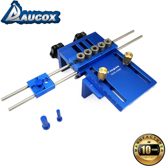 Pocket Hole Jig Kit Joint Carpentry Hole Guide W// Step Drill Bit 4 Woodworking