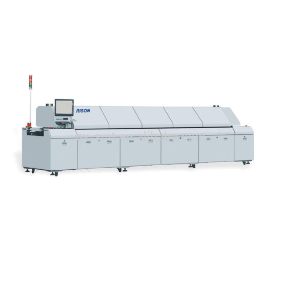 Assembly Machine SMT LEED Free Reflow Soldering Oven