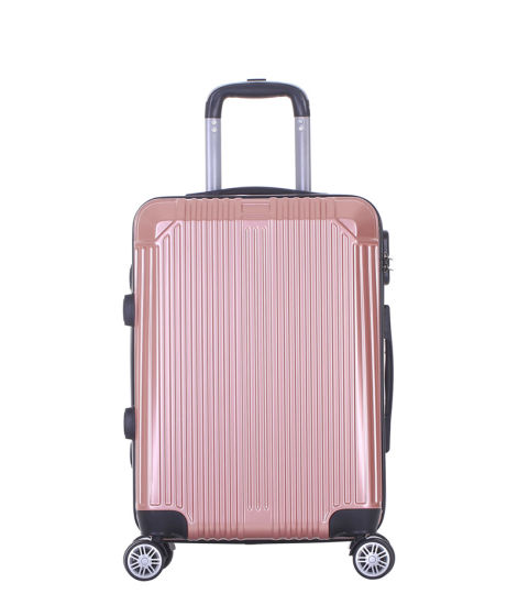 2019 Newly Launched PC+ABS Hot Design Trolley Travel Luggage Set (XHP127)