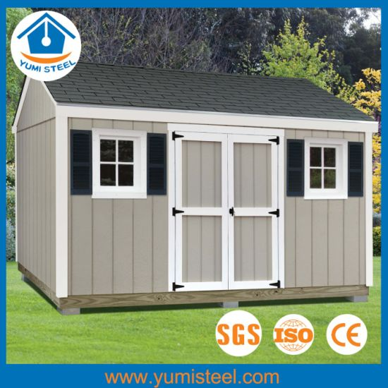 China Small Steel Metal Shed Buildings
