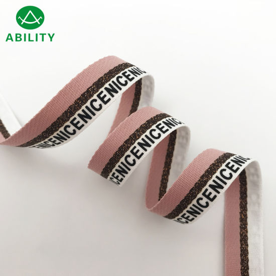 2019 Hot Sale Beautiful Fashion Popular Printing Webbing