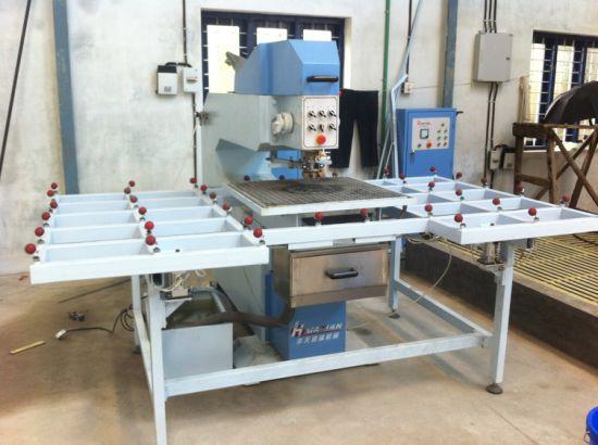 Glass Driller Machine