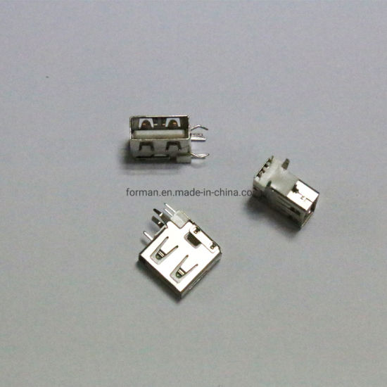 Female USB Jack PCB Wire to Board Adapter High Standard Quality with Competitive Price pictures & photos